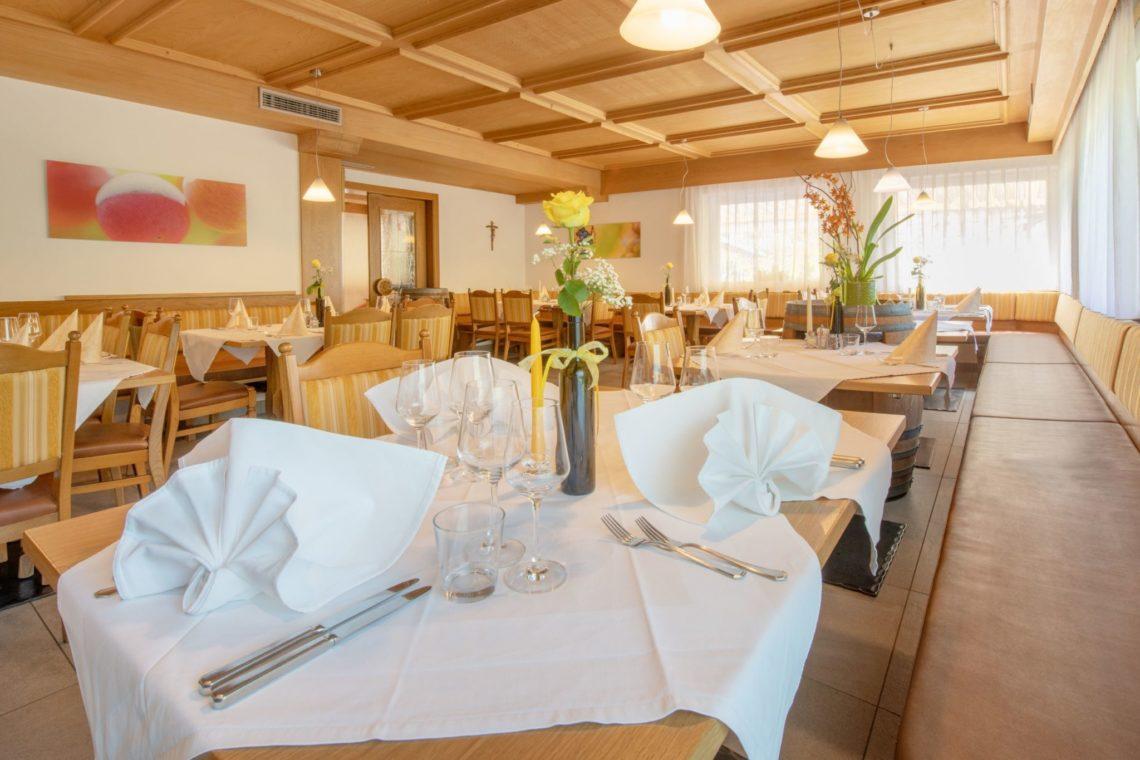 Restaurant Terzer Speisesaal
