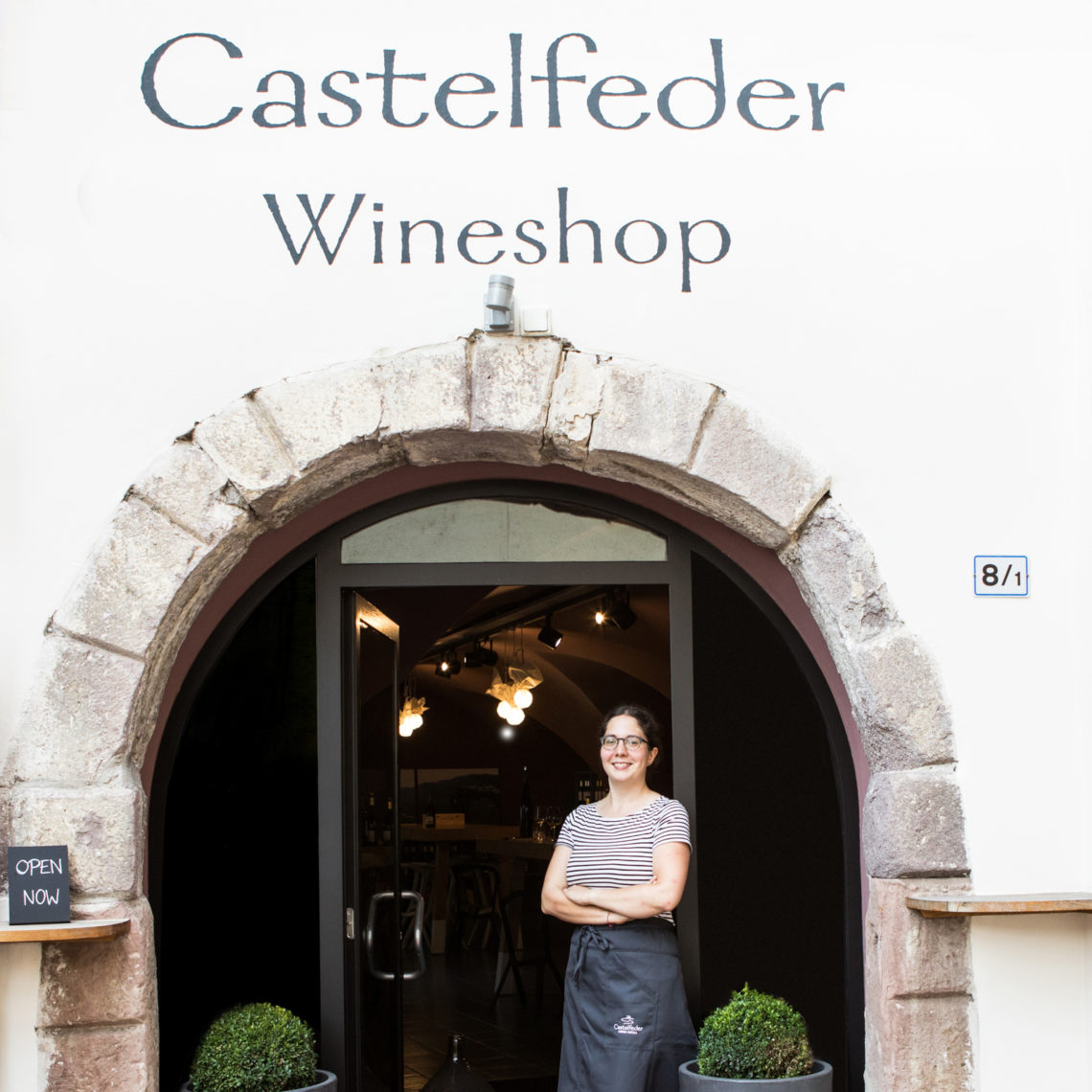 Wineshop Castelfeder