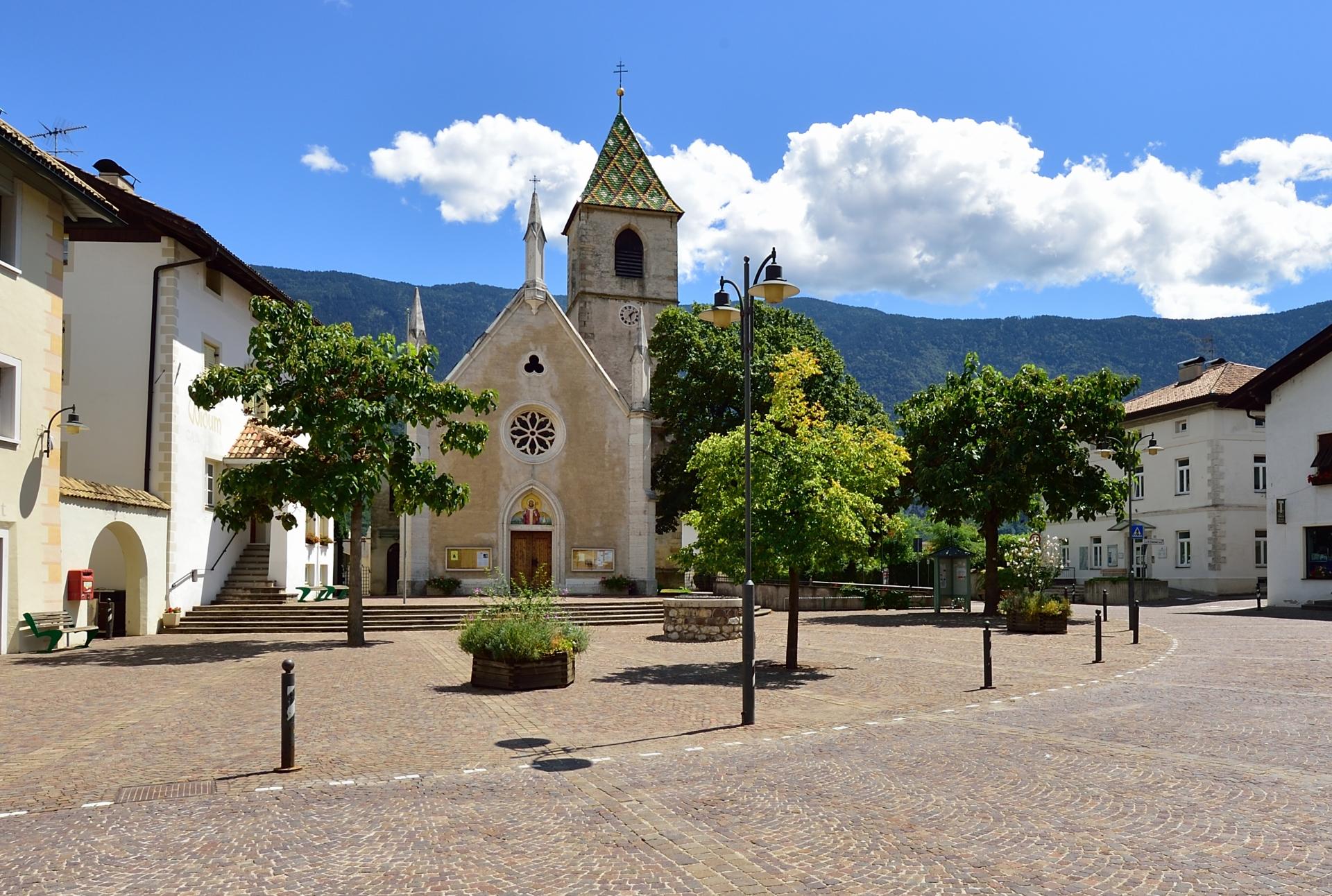 Kirche Kurtinig